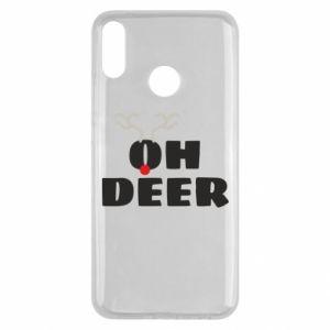 Huawei Y9 2019 Case Oh deer
