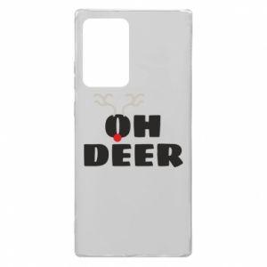 Etui na Samsung Note 20 Ultra Oh deer