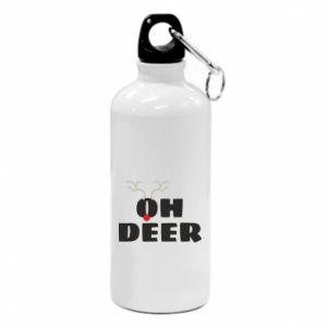 Bidon turystyczny Oh deer