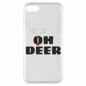 iPhone 7 Case Oh deer