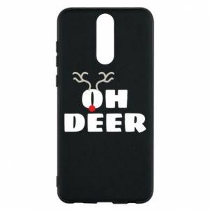 Huawei Mate 10 Lite Case Oh deer