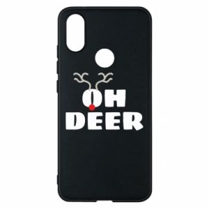 Xiaomi Mi A2 Case Oh deer