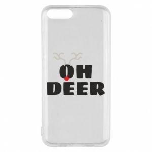 Xiaomi Mi6 Case Oh deer