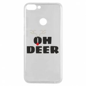 Huawei P Smart Case Oh deer