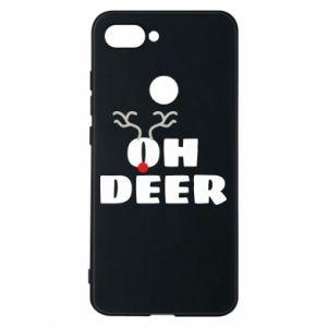 Xiaomi Mi8 Lite Case Oh deer