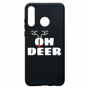 Huawei P30 Lite Case Oh deer