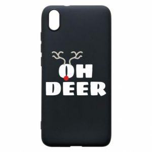 Xiaomi Redmi 7A Case Oh deer