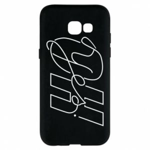 Phone case for Samsung A5 2017 Oh yes