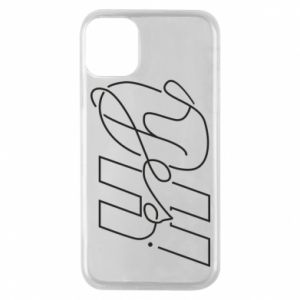 Phone case for iPhone 11 Pro Oh yes