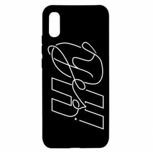 Xiaomi Redmi 9a Case Oh yes
