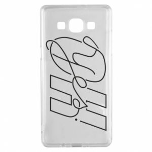 Samsung A5 2015 Case Oh yes