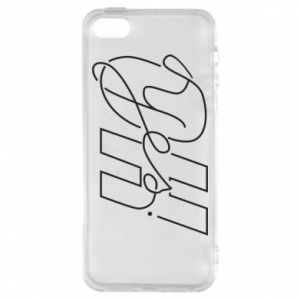 Phone case for iPhone 5/5S/SE Oh yes