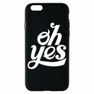 Etui na iPhone 6/6S Oh, yes