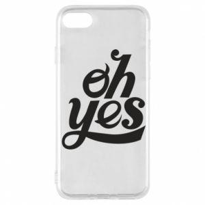 Etui na iPhone 7 Oh, yes