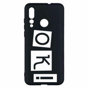 Etui na Huawei Nova 4 Ok! Color