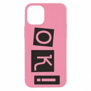 Etui na iPhone 12 Mini Ok! Color