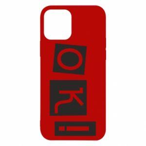 Etui na iPhone 12/12 Pro Ok! Color