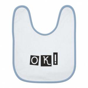 Śliniak Ok! Color