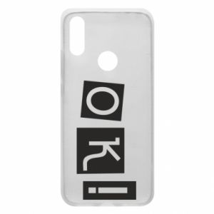Etui na Xiaomi Redmi 7 Ok! Color