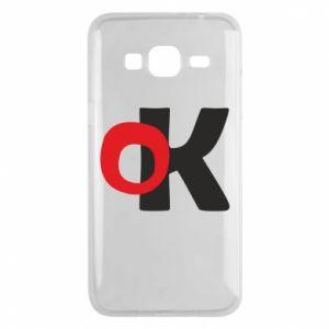 Etui na Samsung J3 2016 Ok