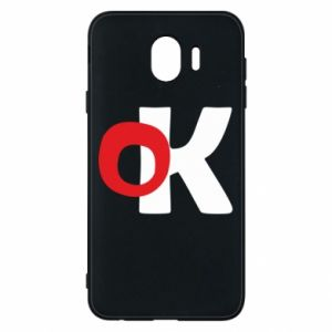 Etui na Samsung J4 Ok