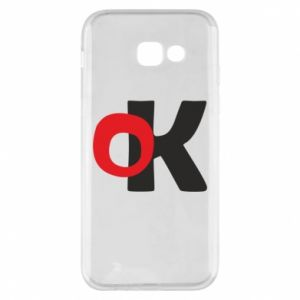 Etui na Samsung A5 2017 Ok