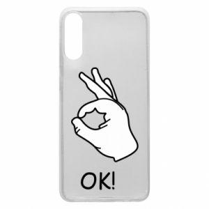 Phone case for Samsung A70 OK!
