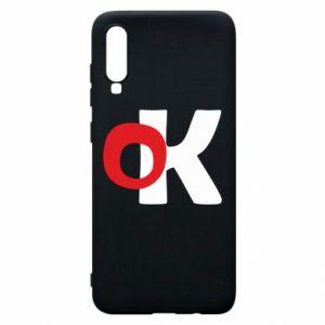 Etui na Samsung A70 Ok