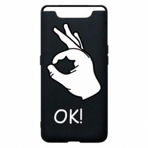 Phone case for Samsung A80 OK!