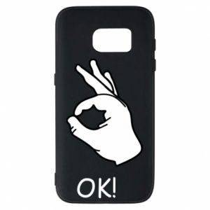 Phone case for Samsung S7 OK!