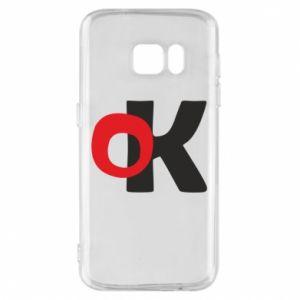 Etui na Samsung S7 Ok
