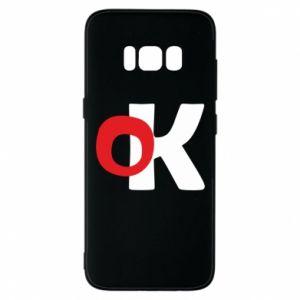 Etui na Samsung S8 Ok