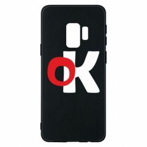 Etui na Samsung S9 Ok