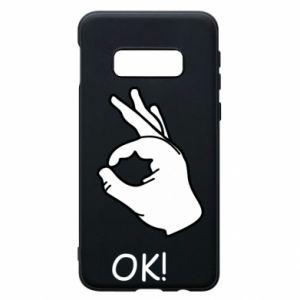 Phone case for Samsung S10e OK!