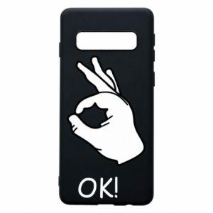 Phone case for Samsung S10 OK!