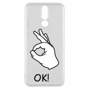 Phone case for Huawei Mate 10 Lite OK!