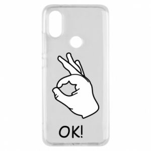 Etui na Xiaomi Mi A2 OK! - PrintSalon