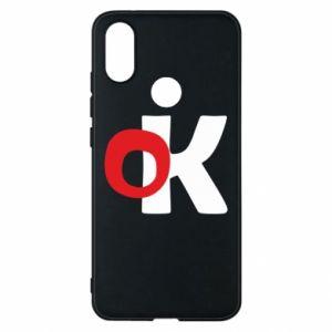 Etui na Xiaomi Mi A2 Ok