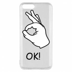 Etui na Xiaomi Mi6 OK!