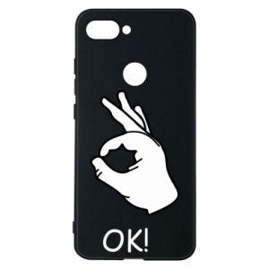 Phone case for Xiaomi Mi8 Lite OK!