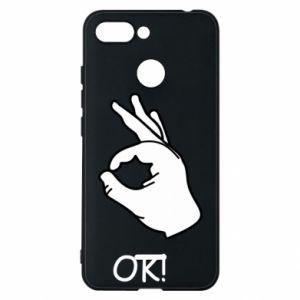 Phone case for Xiaomi Redmi 6 OK!