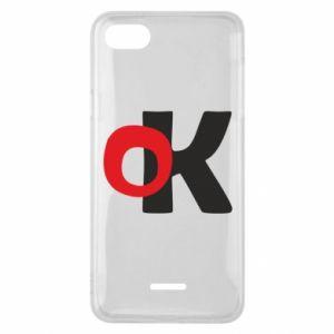 Etui na Xiaomi Redmi 6A Ok