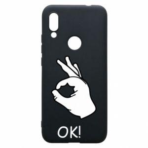 Phone case for Xiaomi Redmi 7 OK!