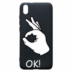 Etui na Xiaomi Redmi 7A OK! - PrintSalon