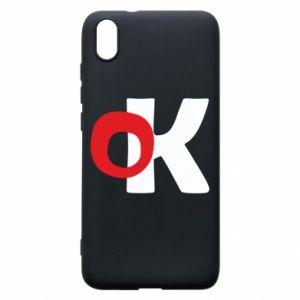 Etui na Xiaomi Redmi 7A Ok