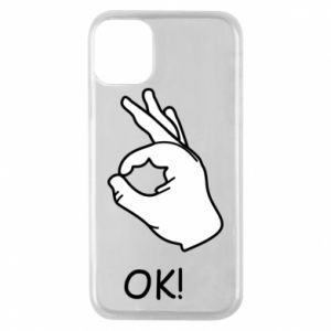 Phone case for iPhone 11 Pro OK!