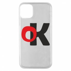 Etui na iPhone 11 Pro Ok