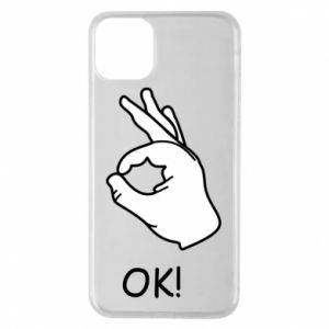 Phone case for iPhone 11 Pro Max OK!