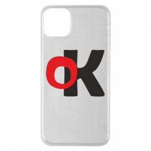 Etui na iPhone 11 Pro Max Ok