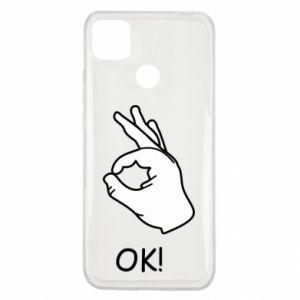 Xiaomi Redmi 9c Case OK!